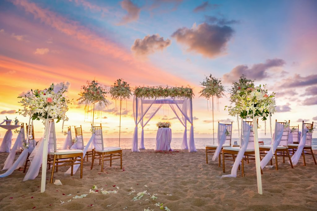 Beach Wedding Planner Mauritius