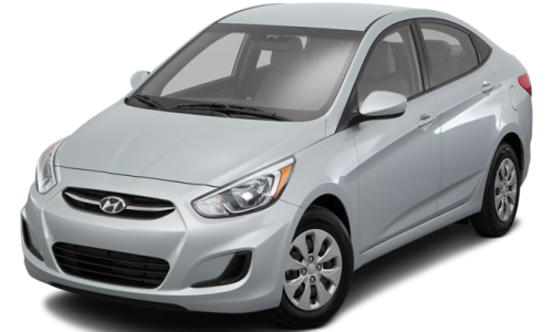 Hyundai Accent Car Rental Mauritius