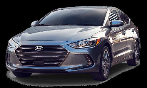 Hyundai Elantra car Rental Mauritius