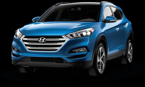 Hyundai Tucson Car Rental Mauritius