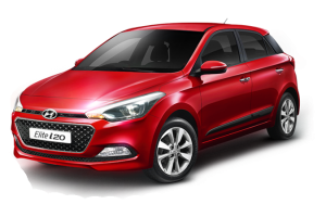 Hyundai i20 Car rental Mauritius