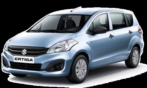 Suzuki Ertiga Car Rental Mauritius